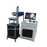 Cheap Wood Leather Non-metal Materials Co2 RF Laser Marking Machine for sale