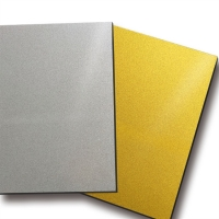 Best 1mm 2mm 3mm 4mm 4x8 ft Colored Hard ABS Plastic Sheet White Gold wholesale