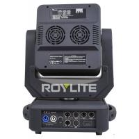 Cheap RGBW 15w 5 X 5 Matrix 6° Led Moving Head Wash For Stage Lighting for sale