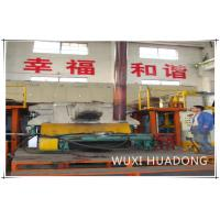 Red Copper Billet Vertical Continuous Casting Machine Single Strand