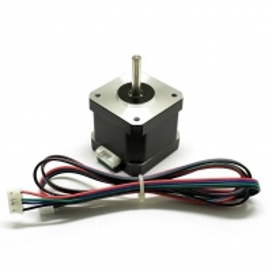 Best D Type Shaft 42BYGH40 3D Printer Motors Operating Voltage 12V wholesale