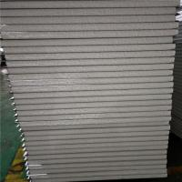 Best 0.326mm steel sheet 50mm insulated eps sandwich panel 11900x1150mm for worker camp wholesale