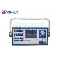 Best Three / Six Phase Secondary Injection Protection Relay Electrical Test Equipment wholesale