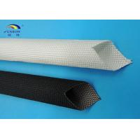 Details Of Flame Retardant Soft Braided Insulation Sleeve