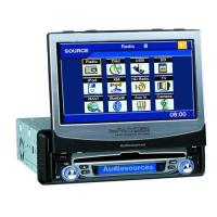 China 7 inch in dash Car DVD Player on sale