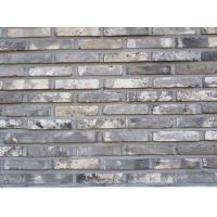 Buy cheap Old reclaimed antique type brick slips for Outside wall decoration from wholesalers