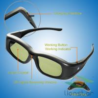 Buy cheap DLP Link 3D Glasses (BB1-2) from wholesalers