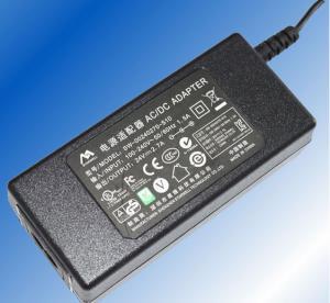 Best DC 12V 5A 60W Desktop Power Adapter EN60950-1 Black UL FCC GS CE SAA C-TICK wholesale
