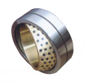 Best Self-lubrication spherical plain bearing for bronze inner ring wholesale