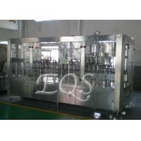 Best 24 Filling Heads 4 In 1 Monoblock Pulp Juice Filling Machine for PET Bottle wholesale