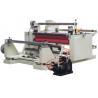 High Speed Automatic Film Slitting Machine , Laminate Slitter Rewinders