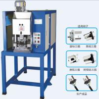 Best Overseas Service Argentina Standard 3 Flat Pin Plug Insert Crimping Machine (SD-3500) wholesale