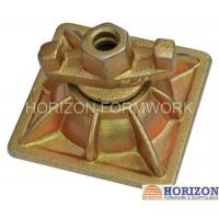 Best Articulated Flange Tie Rod Wing Nut Dywidag Thread To Fix Wall Formwork System wholesale