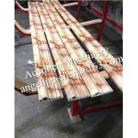 Best plastic artificial marble profiles/lines two layer co-extrusion machine production line wholesale