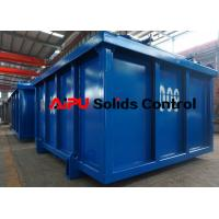 Best Oil and gas drilling offshore platform Cuttings boxes for sale at Aipu wholesale