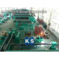 Best Hexagonal Gabion Production Line Automatic Gabions Mesh Machine With PLC System wholesale