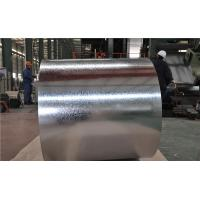 Best 60 - 275g /m2 Hot Dipped Galvanized Steel Coil With ASTM A653 / SGCC / DX51D wholesale