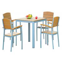 Cheap Environmental Friendly Durable Wood Plastic Composite Furniture for sale