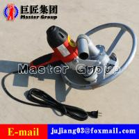 Best 1200W  electric drilling rig machine  Portable small water well drilling rig for sale wholesale