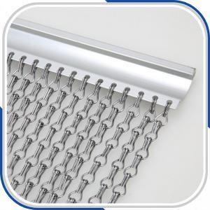 Best Non-fading anodising 1.6 mm aluminum chain door curtain wide 90 cm wholesale