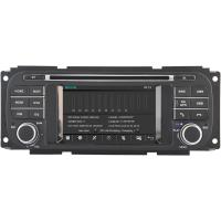 China 2001 - 2006 Chrysler Sebring DVD Player , Chrysler Sat Nav DVD Radio For Car on sale