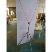 Cheap Waterproof Outdoor X Stand Banners Display Single Side 80X180cm for sale