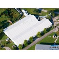 Best Outdoor Marketing Big Event Tents For Trade Show With Light Frame Steel Structure wholesale