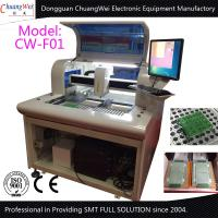 Quality High Precision 0.01mm Cutting PCB Depaneling Router Machine With CE Cerification wholesale