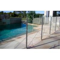 Best Glaverbel Annealed Glass Pool Fencing Building With 19mm Glass Cabinets wholesale