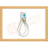 Best Animal White Disposable Blood Pressure Cuffs With Double Hose wholesale