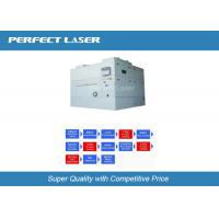 Quality 1064 Nm / 532 Nm Thin Film Laser Scribing Machine With CCD Alignment System wholesale