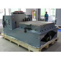 Quality MIL-STD / DIN 50KN Vibration Test System With Electromagnetic Vibration Table wholesale