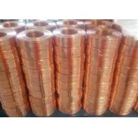 Best Durable Flat Bare Copper Wire , Carton Special Copper Electrical Wire Mini 1 Roll wholesale
