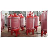 Best Carbon Steel Diaphragm Pressure Tank Pressure Vessel For Water Booster Pump Station wholesale