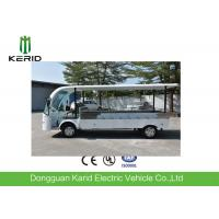 72V DC Motor Utility 2 Front Seats Electric Cargo Van , Max.Speed 30km/h