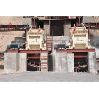 Buy cheap PF-1010 High Quality Iron Ore Impact Crusher Made in China for Gold Mining Machine from wholesalers