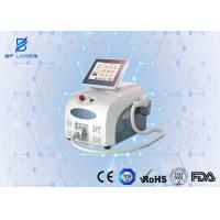 Buy cheap Portable Diode Laser Hair Removal Machine Triple Wavelengths for Salon / Clinic Use from wholesalers