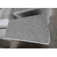 Buy cheap Swan White G436 Polished Granite Tile Mid Grey Granite Stone For Project from wholesalers