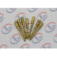 Small Brass Insertion Pin Custom Machined Parts Non - Standard / Custom Only