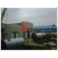 Best Green Color Air Compressor Storage Replacement Tank , Air Compressor Receiver Tank wholesale