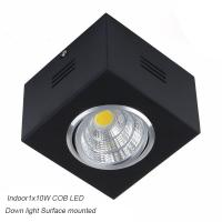 Best IP42 Surface mounted CreeCOB 10W Ceiling down light&LED Grille light wholesale