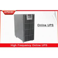 Best Good Performance Multi - function Online High Frequency UPS 10-20KVA for Data Center wholesale