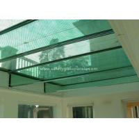Quality 12mm Tempered Laminated Glass Panels Fire Proof Guard Against Theft wholesale