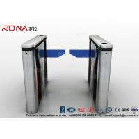 Best LED Indicator Drop Arm Barrier Turnstile Pedestrian Access Control 4 Pair Infrared wholesale