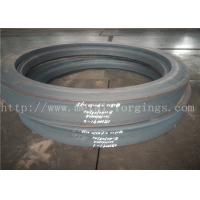Best AISI ASTM  DIN CK53 BS060A52 XC 48TS Carbon Steel Forgings Rings Forging 3.1 Certificate wholesale