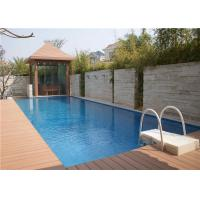 Best Weather Resistant Wood Plastic Composite Garden Decking Boards wholesale
