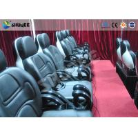 Best Small 5D movie theater Realistic action effects cinema with motion chair wholesale