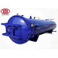 Best Wood Anti - Corrosion Vacuum Pressure Impregnation Plant Carbon Steel Made wholesale