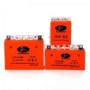 Best YTX12BS Motorcycle Lead Acid Battery wholesale