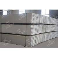 Hollow Core Prefabricated Lightweight Partition Walls / Constructure Wall Panels